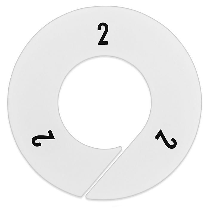 """Round Size Dividers - """"2"""" S-21694-2"""