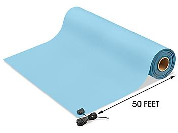 Anti-Static Table Mat - Rubber, 3 x 50' S-21921