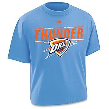 NBA T-Shirt - Oklahoma City Thunder, 2XL S-21997OKC2X