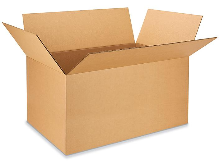 """36 x 24 x 18"""" 275 lb Double Wall Corrugated Boxes S-22119"""
