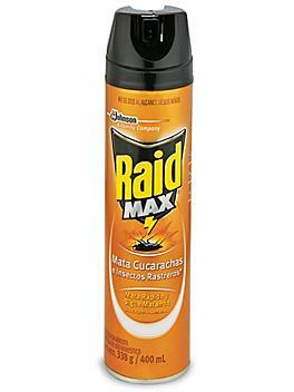 Raid® Ant and Roach Spray - Mexico, 13.5 oz Can S-22164