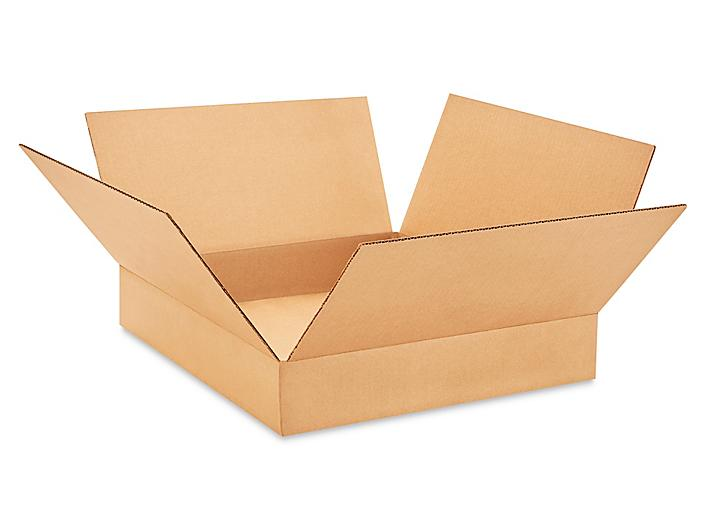 """18 x 18 x 3"""" Corrugated Boxes S-22170"""