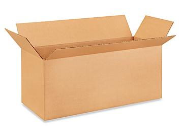 """20 x 8 x 8"""" Lightweight 32 ECT Corrugated Boxes S-22193"""