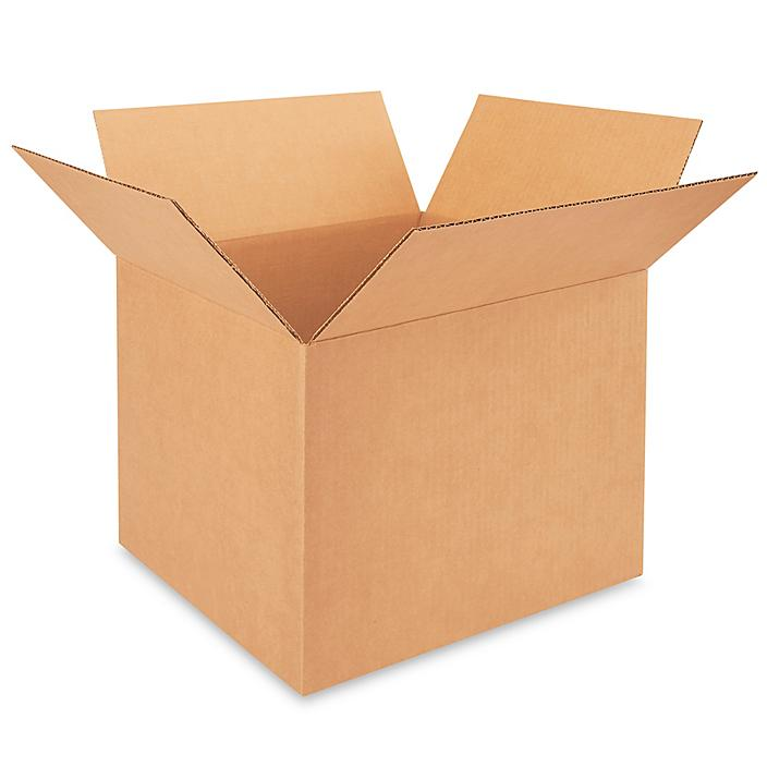 """15 x 13 x 12"""" Corrugated Boxes S-22204"""
