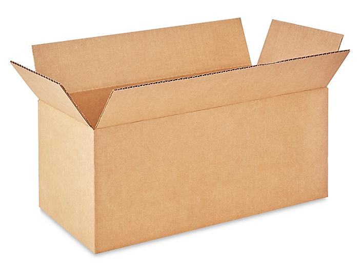 """17 x 7 x 7"""" Long Corrugated Boxes S-22206"""