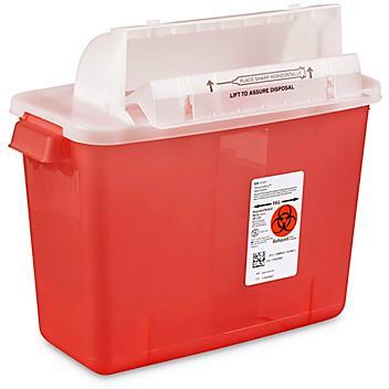 Sharps Container - 2 Gallon S-22218