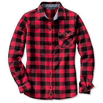Women's Fleece Shirt - Medium S-22380-M
