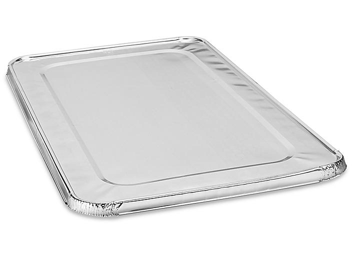 Aluminum Steam Table Pan Lids - Full Size S-22411