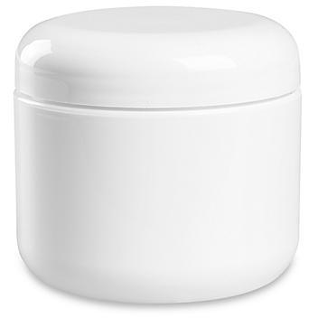 Double Wall Dome Jars - 4 oz