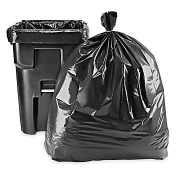 Contractor's Bag - 95 Gallon, 3 Mil, Black S-22478BL