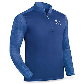 MLB Pullover - Kansas City Royals, Large S-22554KAN-L