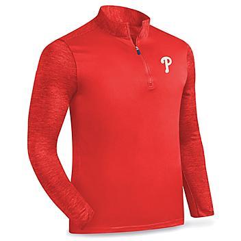 MLB Pullover - Philadelphia Phillies, Medium S-22554PHI-M