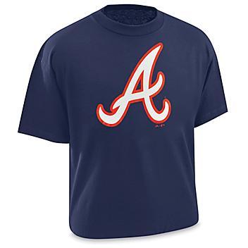 MLB T-Shirt - Atlanta Braves, Large S-22555ATL-L