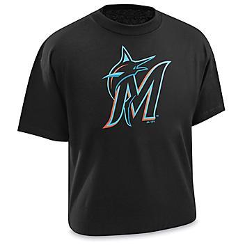 MLB T-Shirt - Miami Marlins, Medium S-22555MAR-M