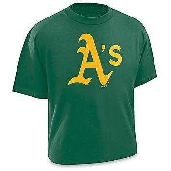 MLB T-Shirt - Oakland A's, Medium S-22555OAK-M