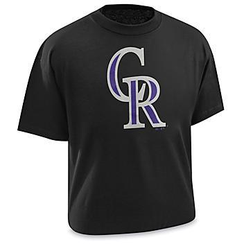 MLB T-Shirt - Colorado Rockies, 2XL S-22555ROC2X