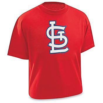 MLB T-Shirt - St. Louis Cardinals, Medium S-22555STL-M