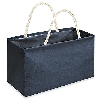 Collapsible Tote - Navy S-22579BLU