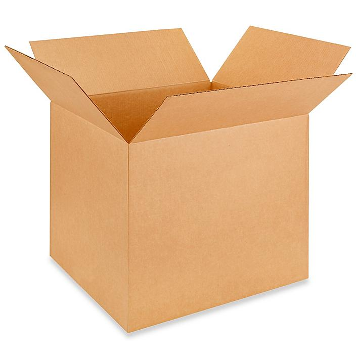 """24 x 20 x 20"""" Lightweight 32 ECT Corrugated Boxes S-22589"""