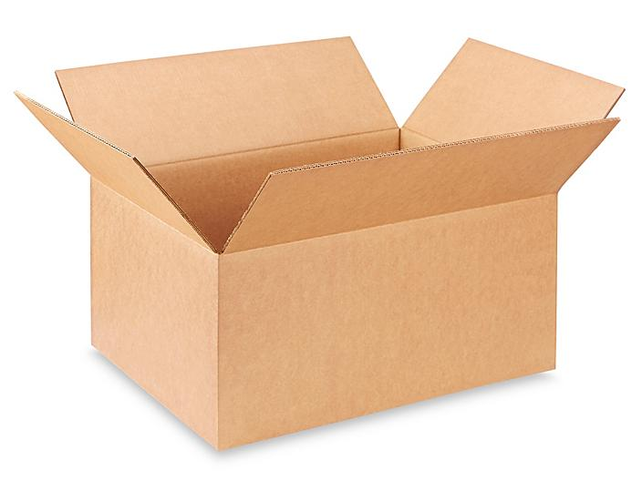 """26 x 18 x 12"""" 275 lb Double Wall Corrugated Boxes S-22593"""