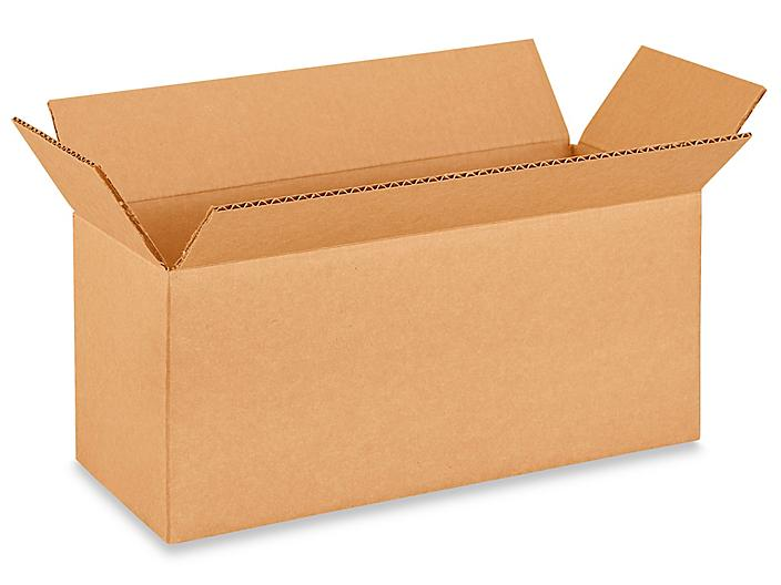 """14 x 6 x 6"""" Lightweight 32 ECT Corrugated Boxes S-22607"""