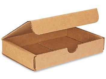 "6 x 4 x 1"" Kraft Indestructo Mailers S-22611"