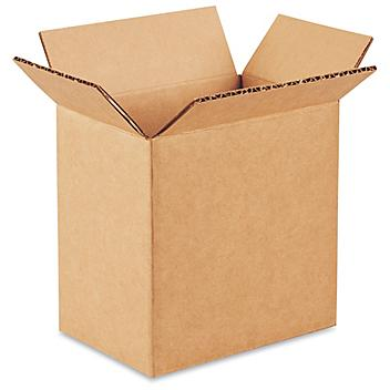 """6 x 4 x 6"""" Corrugated Boxes S-22630"""