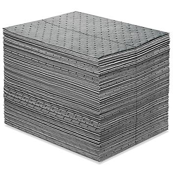 """Universal Extra-Duty Sorbent Pads - 15 x 19"""" S-22727"""