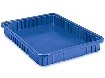 """Divider Box - 20 x 15 x 2 1/2"""", Blue S-22734BLU"""