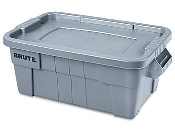 "Brute® Totes - 28 x 17 x 11"", Gray S-22735GR"