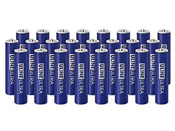 Uline Ultra AAA Alkaline Batteries S-22762