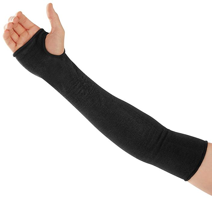 """Uline HPPE Cut Resistant A2 Sleeve - 18"""""""