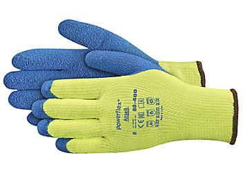 Ansell Powerflex® 80-400 Thermal Latex Coated Gloves - Large S-22782-L