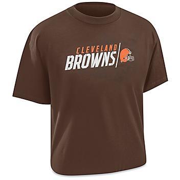 NFL T-Shirt - Cleveland Browns, 2XL S-22903CLE2X