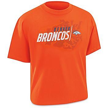 NFL T-Shirt - Denver Broncos, Large S-22903DEN-L