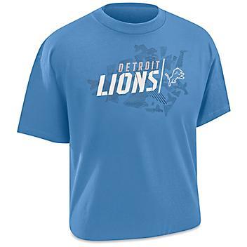 NFL T-Shirt - Detroit Lions, 2XL S-22903DET2X