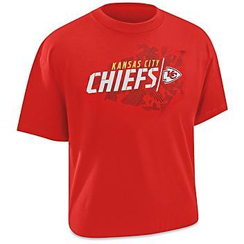 NFL T-Shirt - Kansas City Chiefs, Medium S-22903KAN-M