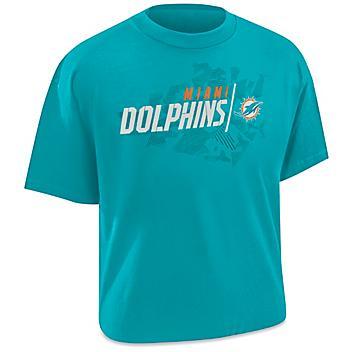 NFL T-Shirt - Miami Dolphins, 2XL S-22903MIA2X