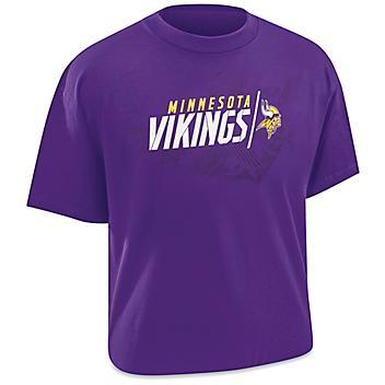 NFL T-Shirt - Minnesota Vikings, 2XL S-22903MIN2X