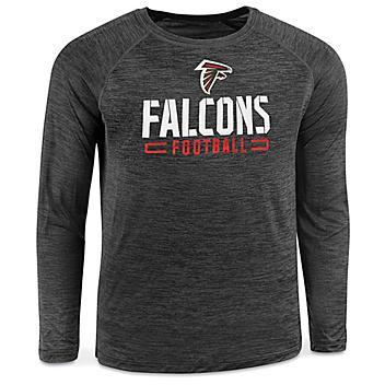 NFL Long Sleeve Shirt - Atlanta Falcons, Medium S-22904ATL-M