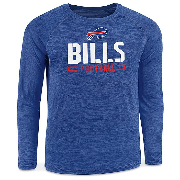 NFL Long Sleeve Shirt - Buffalo Bills, Medium S-22904BUF-M