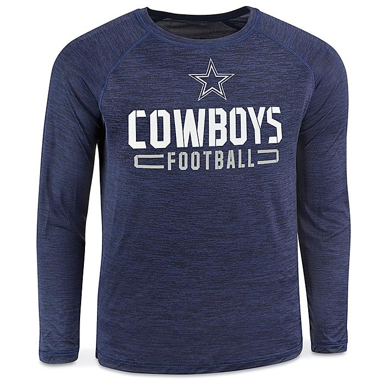 NFL Long Sleeve Shirt - Dallas Cowboys, XL S-22904DAL-X
