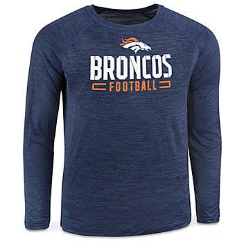 NFL Long Sleeve Shirt - Denver Broncos, XL S-22904DEN-X