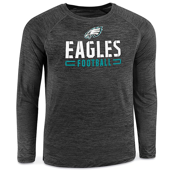 NFL Long Sleeve Shirt - Philadelphia Eagles, 2XL S-22904PHI2X
