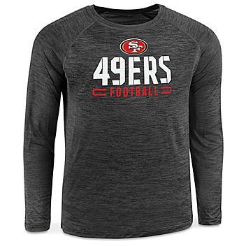 NFL Long Sleeve Shirt - San Francisco 49ers, XL S-22904SFF-X