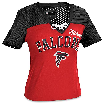 NFL Women's T-Shirt - Atlanta Falcons, Small S-22915ATL-S