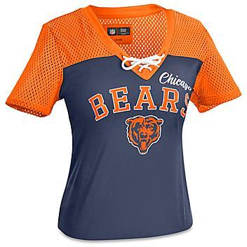 NFL Women's T-Shirt - Chicago Bears, Large S-22915CHI-L