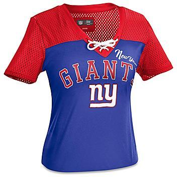 NFL Women's T-Shirt - New York Giants, XL S-22915NYG-X