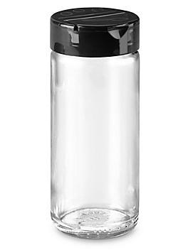 Glass Spice Jars - 8 oz S-22923