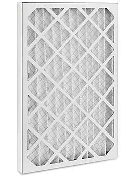 "Pleated Air Filters - 16 x 25 x 2"", MERV 8 S-22960"